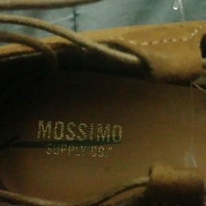 Mossimo Supply Co. Shoes - Mossimo Supply Co Brown Lace Up Flats
